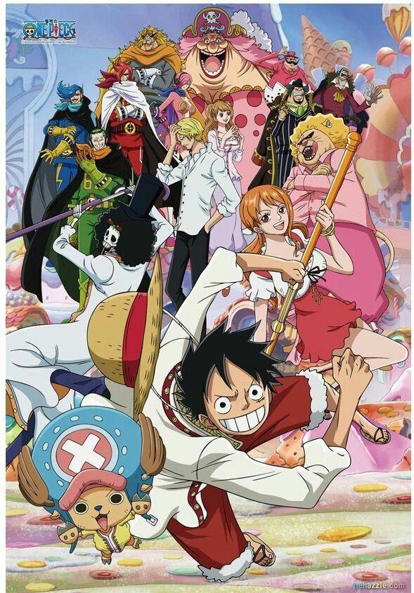 ปักพินโดย Sakunmas Soursong ใน One Piece ^__^ ตัวละครจาก