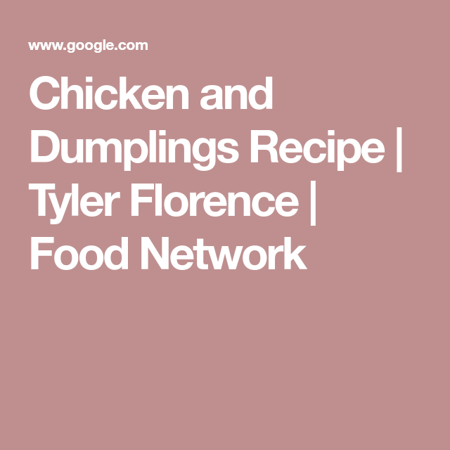 Chicken and dumplings recipe tyler florence food network soups chicken and dumplings recipe tyler florence food network forumfinder Gallery