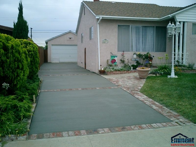 painted concrete block homes finally a concrete drivewaypatio utilizes materials which are