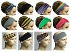 Gypsy Hippie Yoga Headband Chemo Headwear Wide Head Wrap Turban Dreadlock Scarf  | eBay #yogaheadband