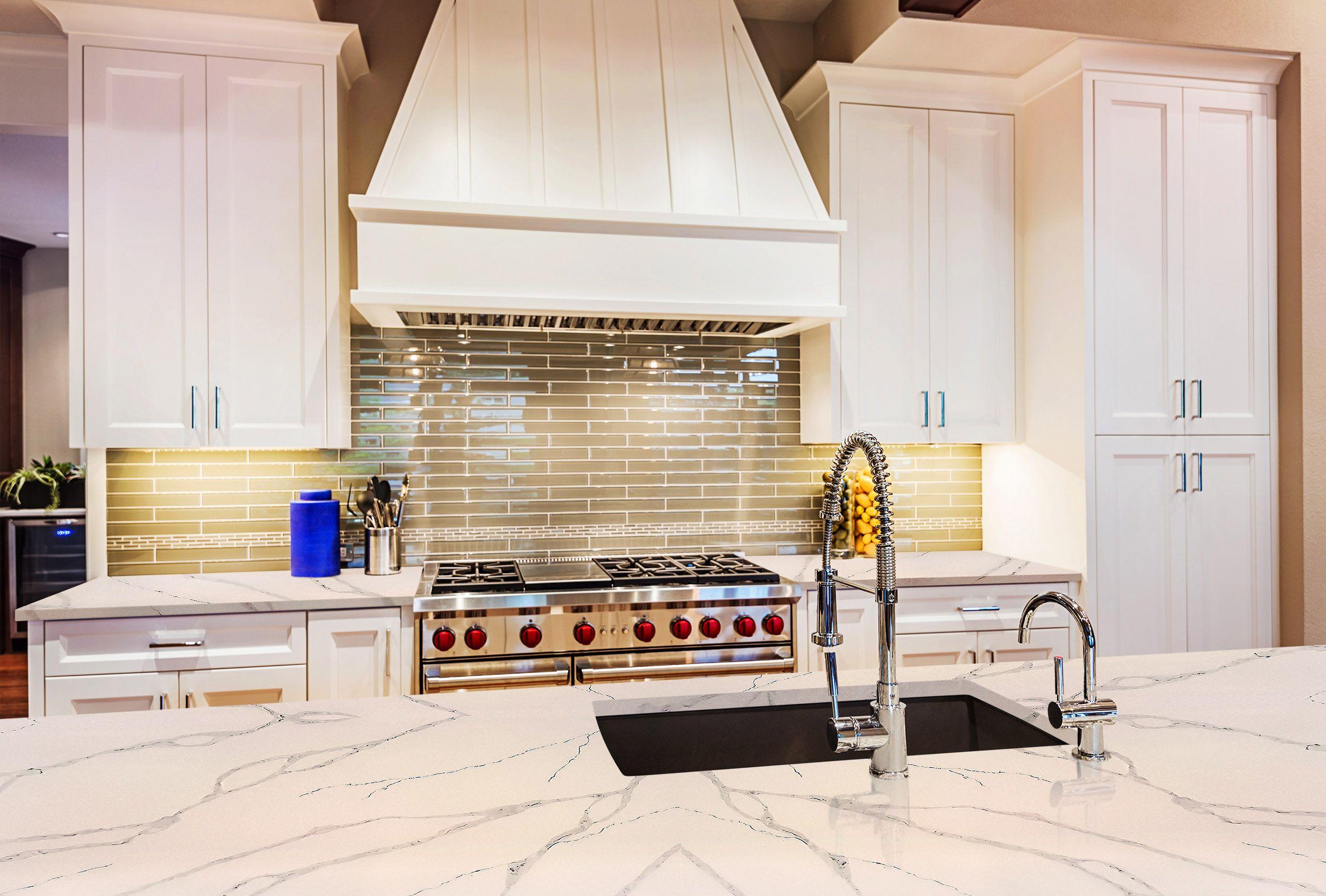 Pin by Quartz Master LLC on Kitchens Calacutta Italia