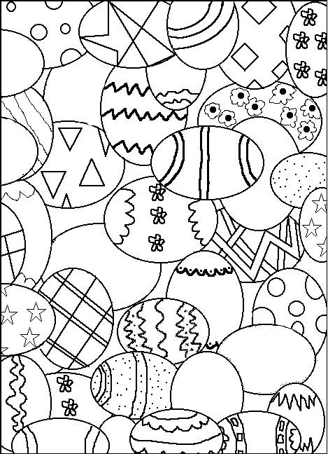 Hard Coloring Pages Google Search Easter Coloring Pages Coloring Pages Easter Colouring