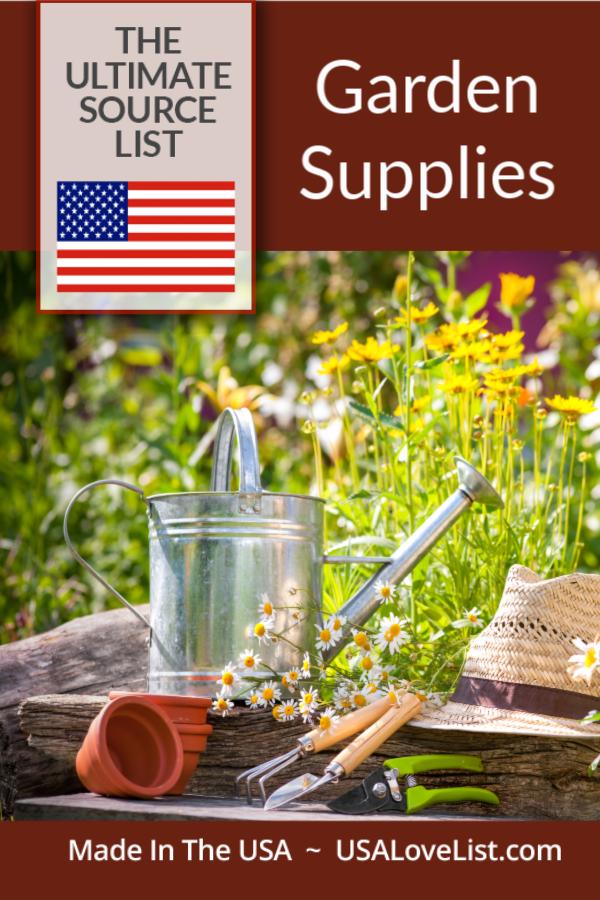 Best Garden Tools Made In Usa Usa Love List Garden Supplies