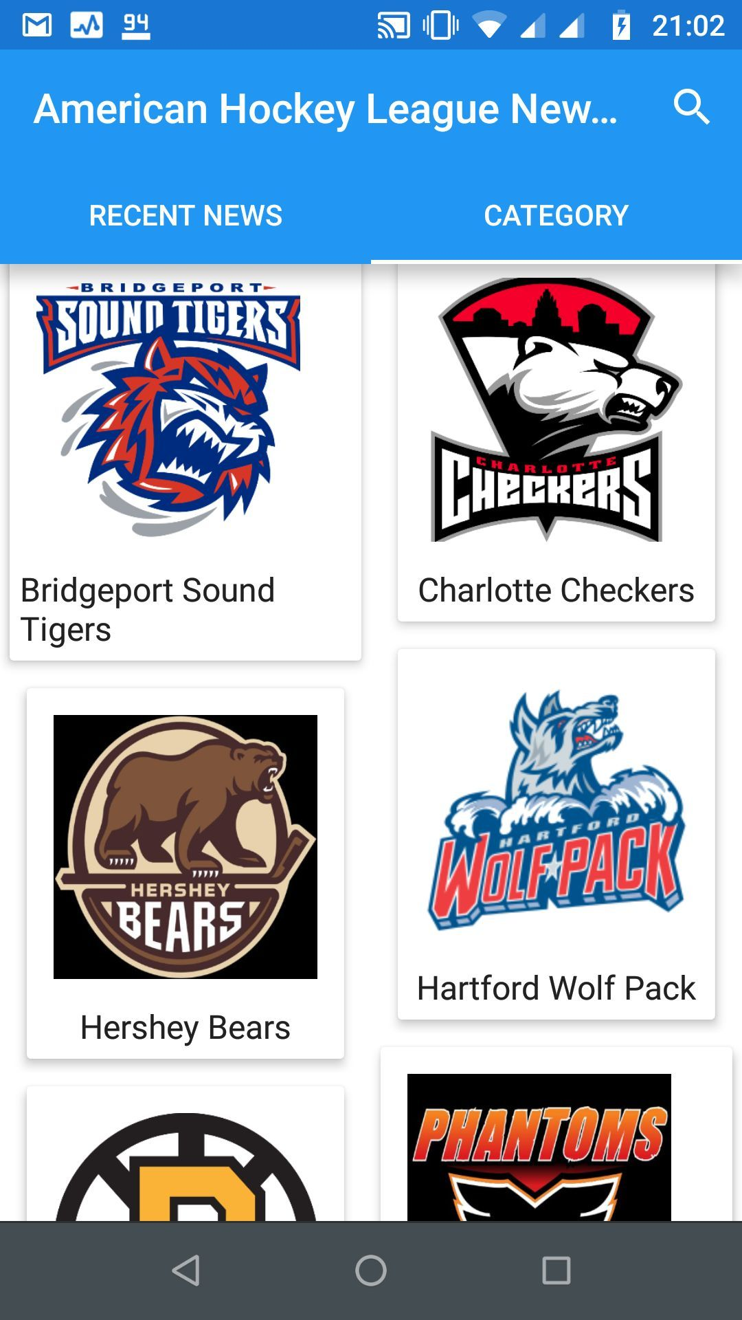 Mobile App American Hockey News League Now Gives You The Latest