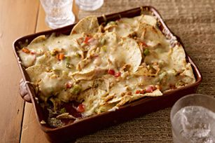 Easy philly cream cheese recipes cooking tips appetizers try this delicious pepper jack nacho bake once and you might find yourself making chicken dinners just to get the leftovers for this recipe forumfinder Choice Image