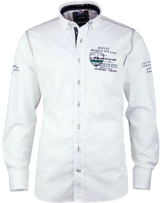 cheap for discount b2d7c f98d1 Modisches #Herrenhemd aus der #DelGarda Kollektion von ...