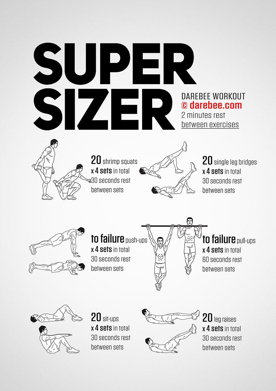 Supersizer Workout