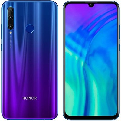 Honor 10i Pro128 Gb Phantom Blue 4g Lte Computer Supplies Samsung Galaxy Phone All Smartphones