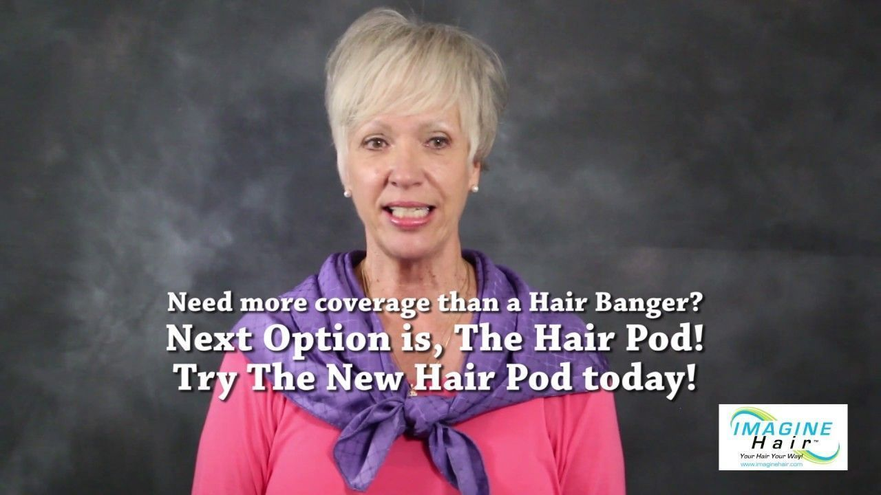 How to Cover Bald Spots ImagineHair.com #HairLoss #Balding ...