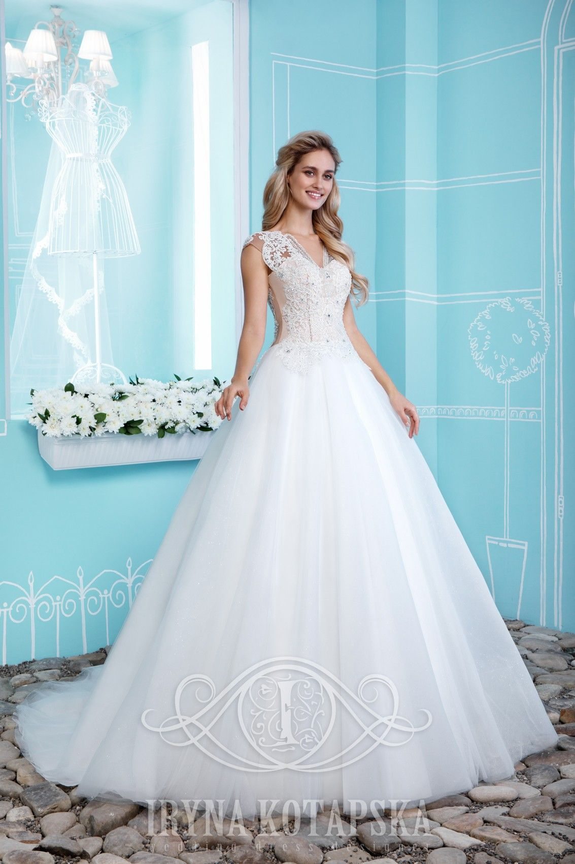Pin by Vanda Desiree on ♥Wedding dresses♥ | Pinterest | Wedding ...