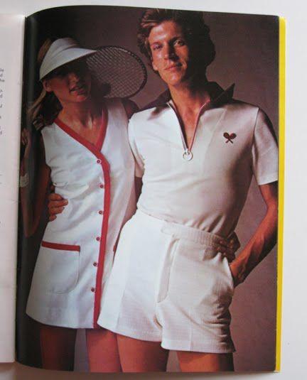 Retro Tennis Gear Tennis Fashion Fashion Vintage Tennis