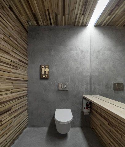 Panneau Mural En Bois Panneau Wc Panneau Toilettes Panneau De