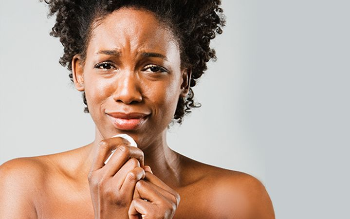 Image result for black woman in tears