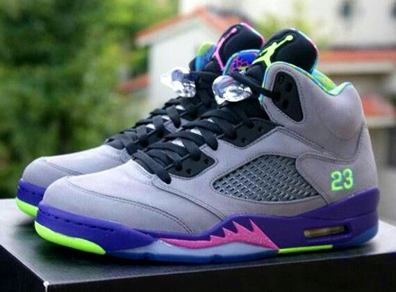 Bel Air 5s..probs gonna be my next pair of shoes I get.