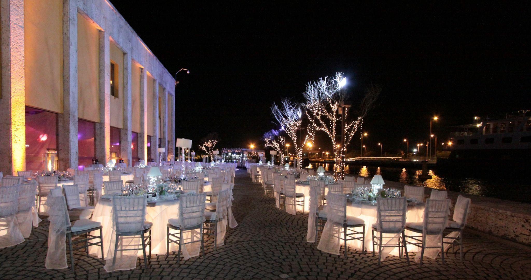 Imagínese La Fiesta De Su Matrimonio En La Terraza Del