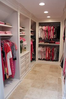 Closets | Guardarropa | Pinterest | Vestidor, Guardaropa y Clóset