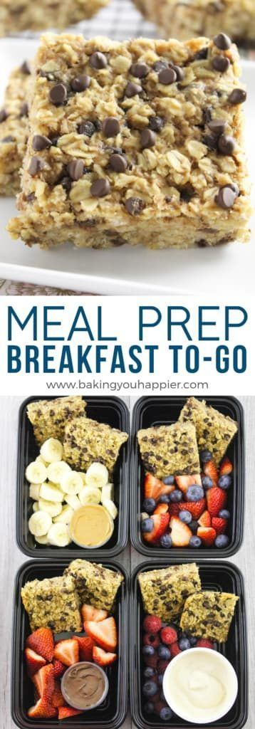 Meal Prep Ideas for Breakfast To-Go