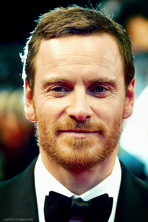"Michael Fassbender @the Premiere of ""Macbeth"" during the 68th annual Cannes Film Festival in Cannes, France, 05/23/15"