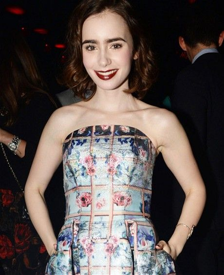 The Knowledge: Lily Collins on how to do beauty for young skin - Telegraph