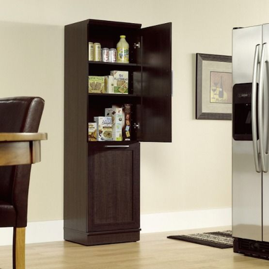 Kitchen Cabinets Apartment Size Furniture Storage Units ...