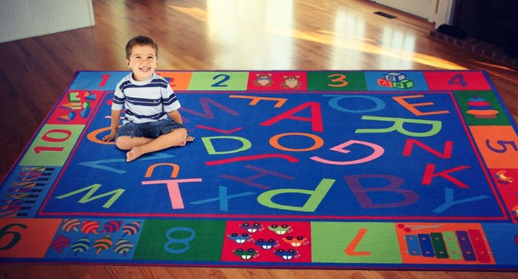 Alphabet Tumble Kids Rugs And Clroom From Kid Carpet