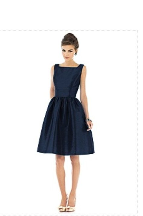 I love this dress Jackie-o style bridesmaid dress | Fashion ...