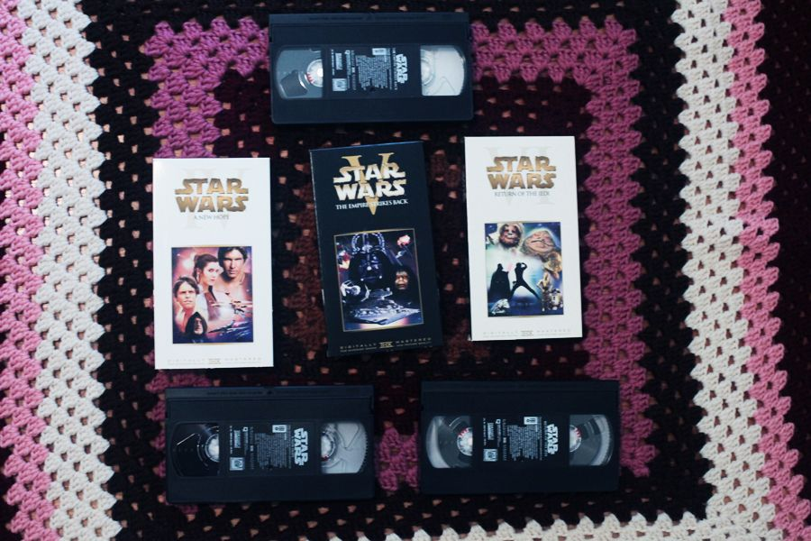 Star Wars Trilogy Yoda Hmph Adventure Heh Excitement Heh A