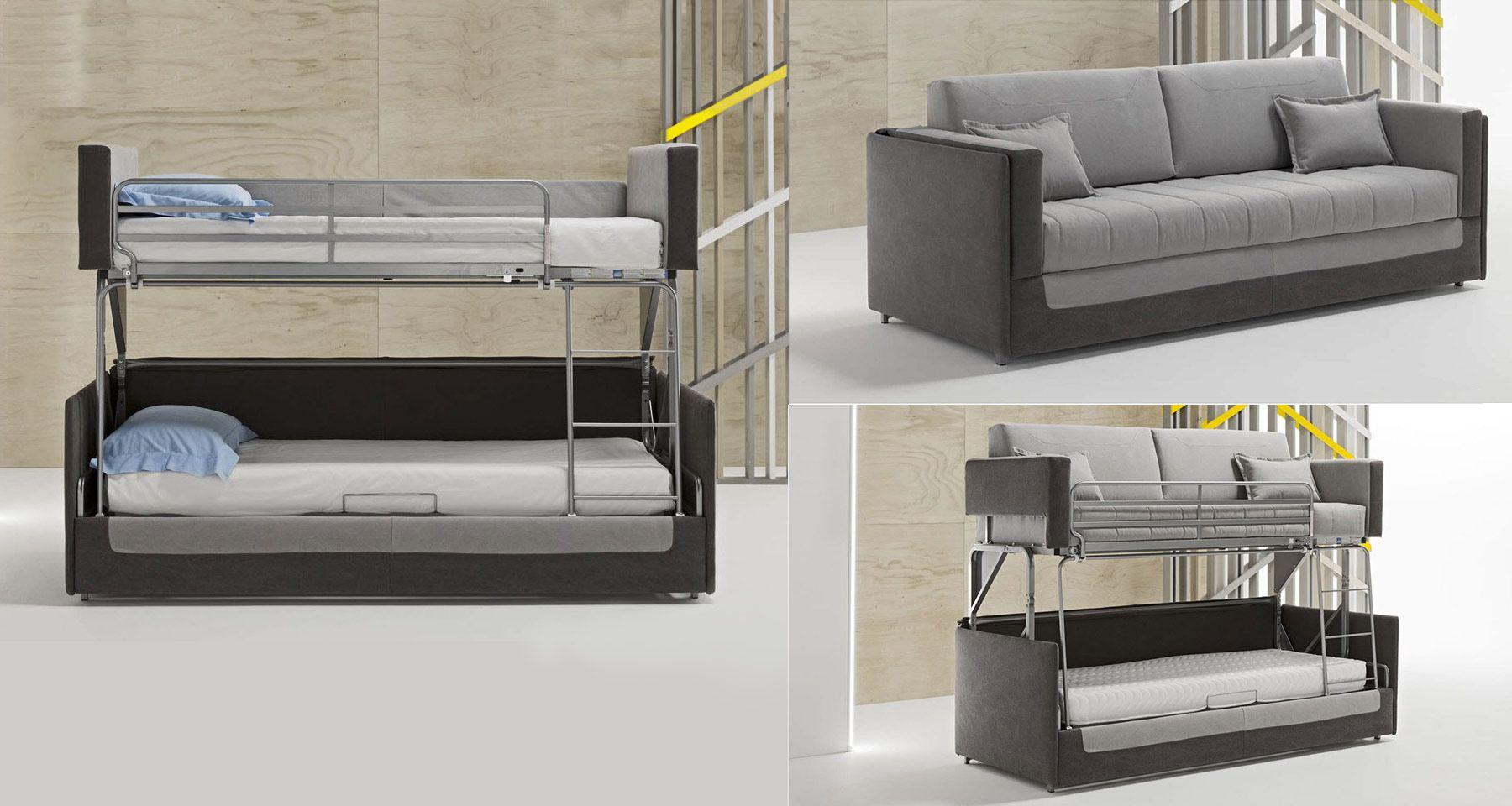 Canapes Lits Originaux Et Lits Caches Design Decostock Canape Lit Canape Original Lit