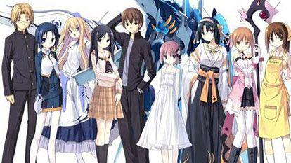 Watch Rokujouma No Shinryakusha Episodes Anime Light Novel Manga