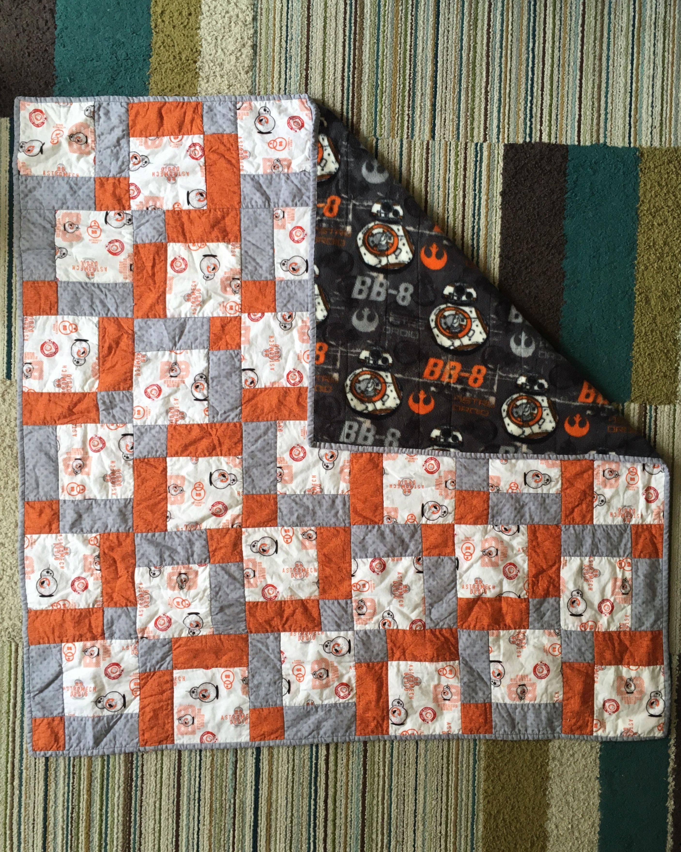 Star Wars Bb 8 Quilt Star Wars Quilt Quilts Quilt Patterns