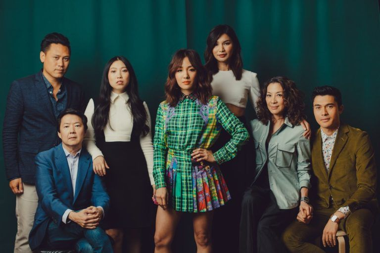 Asian Americans Need More Movies Even Mediocre Ones Crazy Rich Asians Asian American Asian Fit Glasses