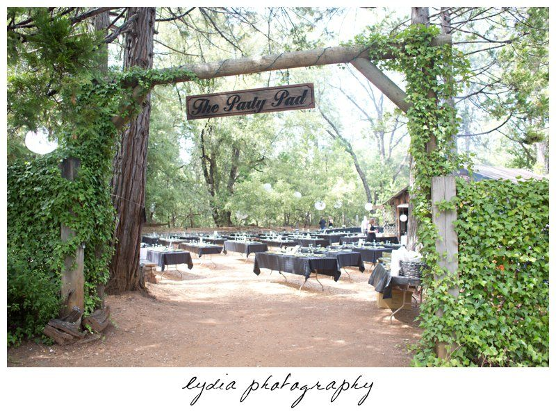 The Roth Estate Nevada City Wedding Location Photo By Lydia Photography