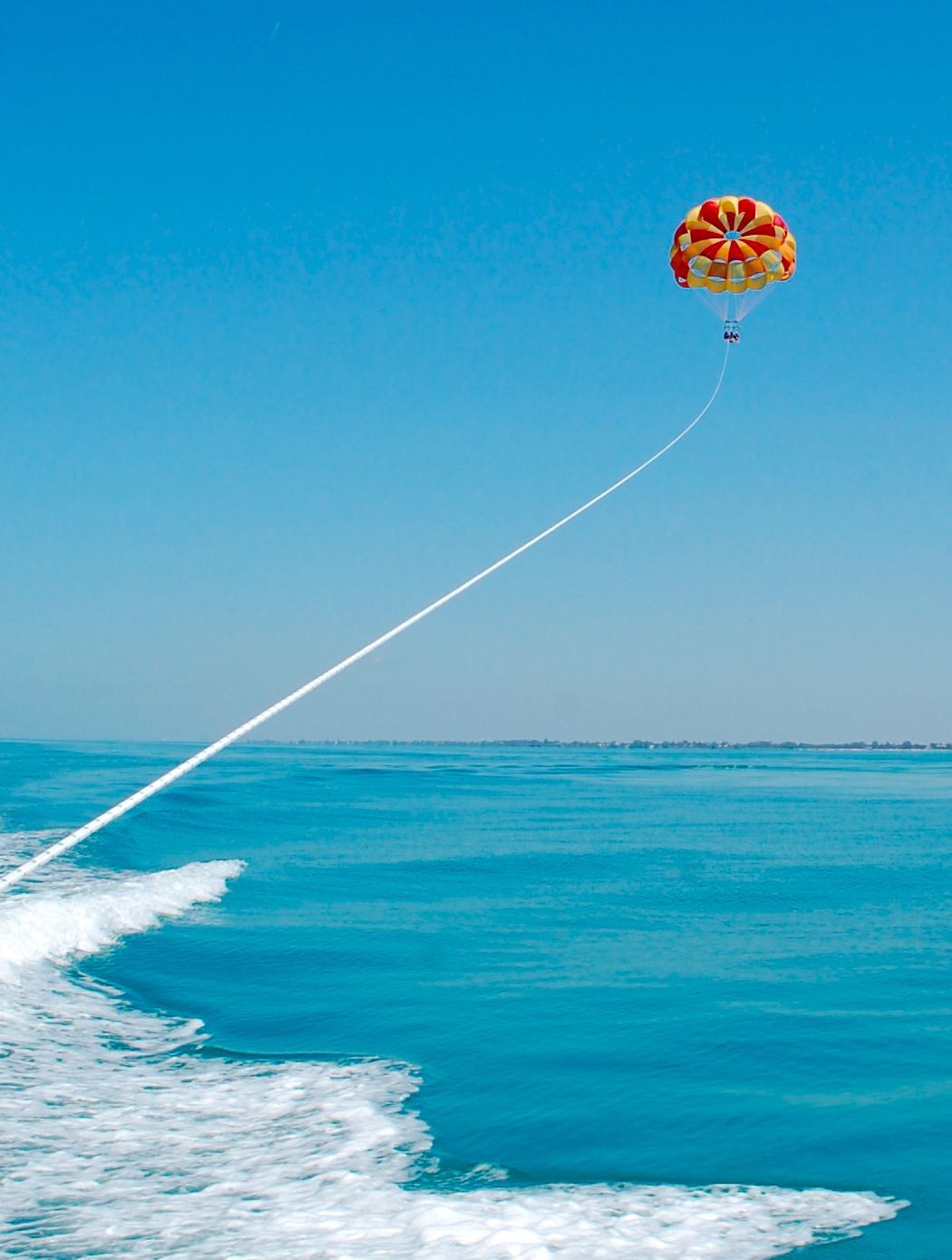 Barrier Island Adventures Parasailing Englewood, Florida ...