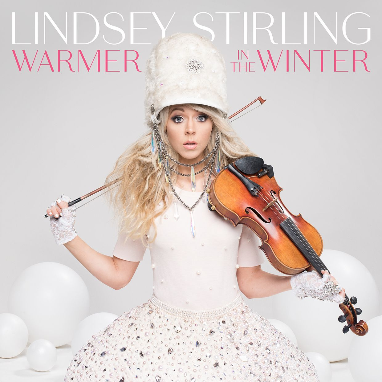 lindsey stirling warmer in the winter vinyl lp october 20 2017 pre order