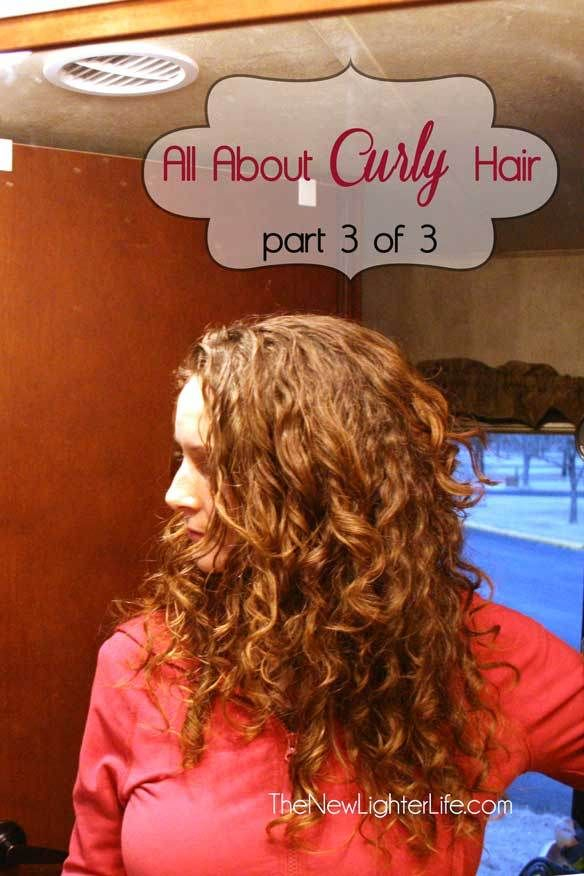 haircuts for naturally curly hair � part 3 of 3 hair