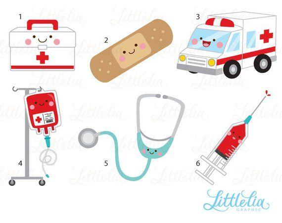Doctor kawaii health kawaii hospital kawaii 16090 | Etsy ...