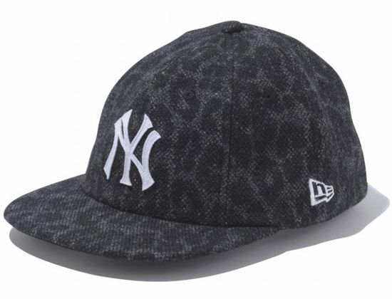 5b0ccdc7c94 Tweed Leopard New York Yankees Fitted Cap by NEW ERA x MLB ...