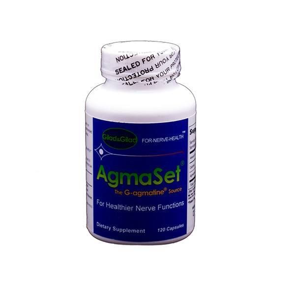 AgmaSet (Formerly Neurofencine)   My Natural MD Vitamins and