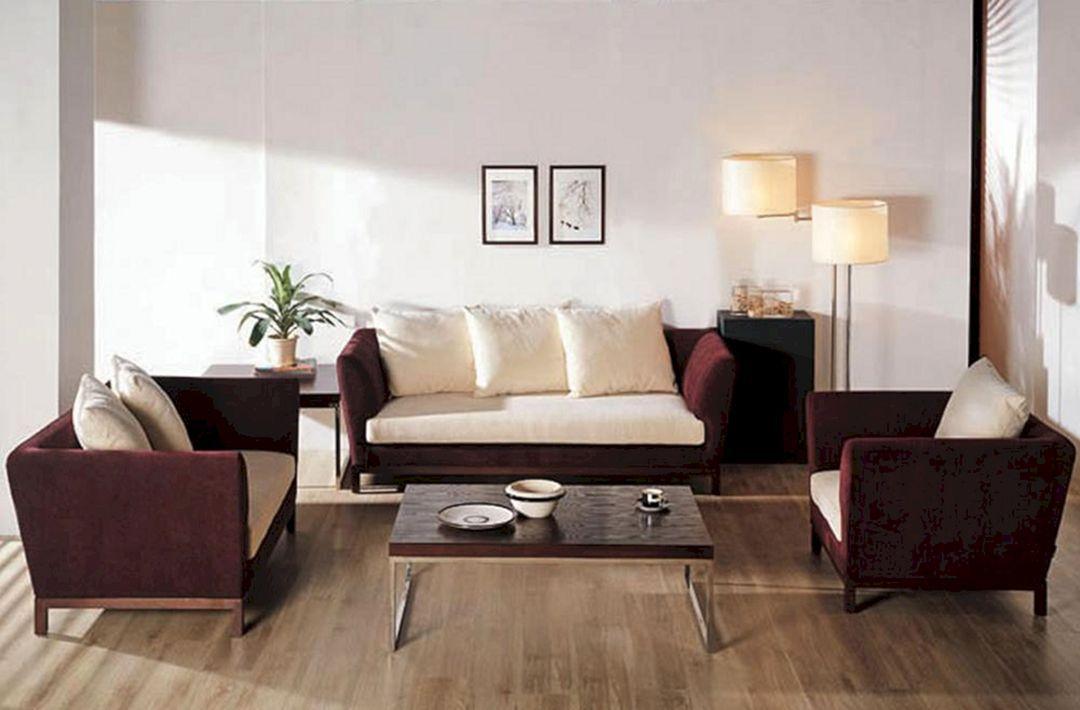 45 Beautiful Sofa Living Room Furniture Design And Color Ideas Freshouz Com Small Living Room Furniture Living Room Sofa Design Furniture Design Living Room