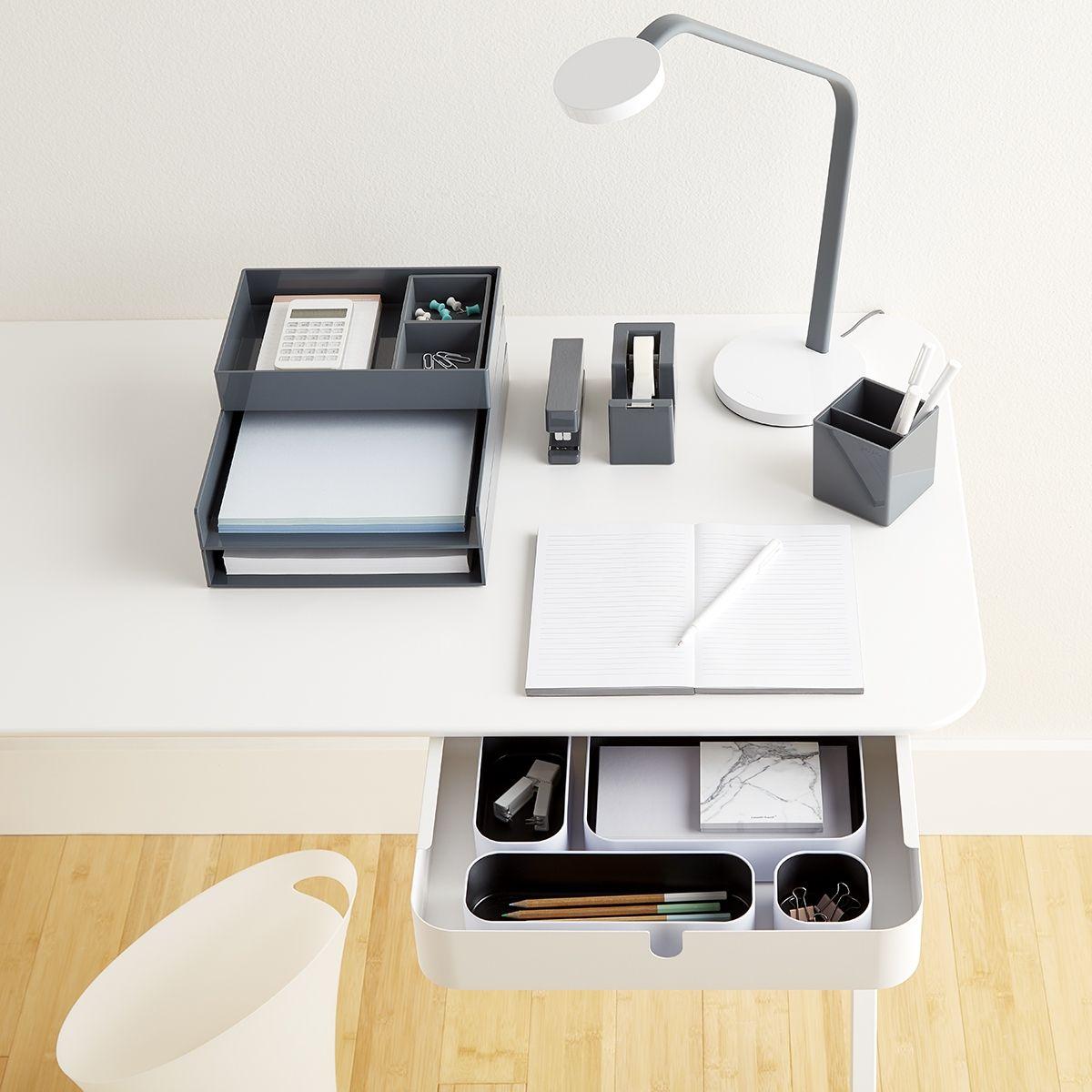 Desk Drawer Organization Tips