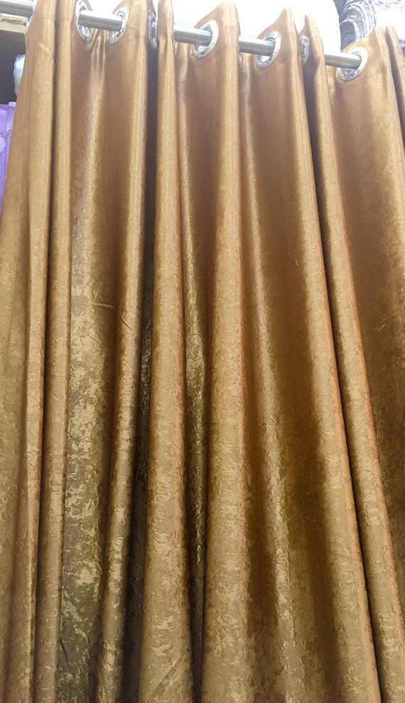 Add Elegance To Your Home With This Stylish Suede Curtain All