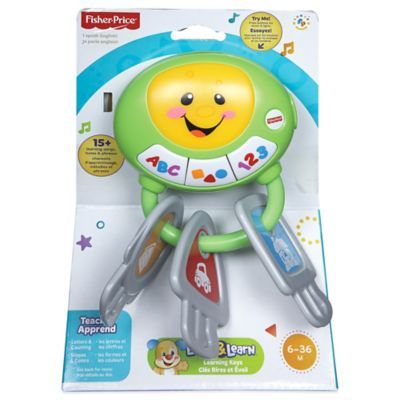 Fisher-Price® Laugh & Learn® Learning Keys - buybuyBaby.com