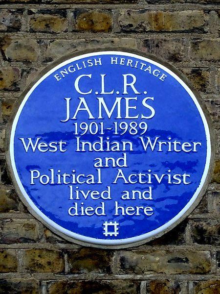 Cyril Lionel Robert James 1901-1989