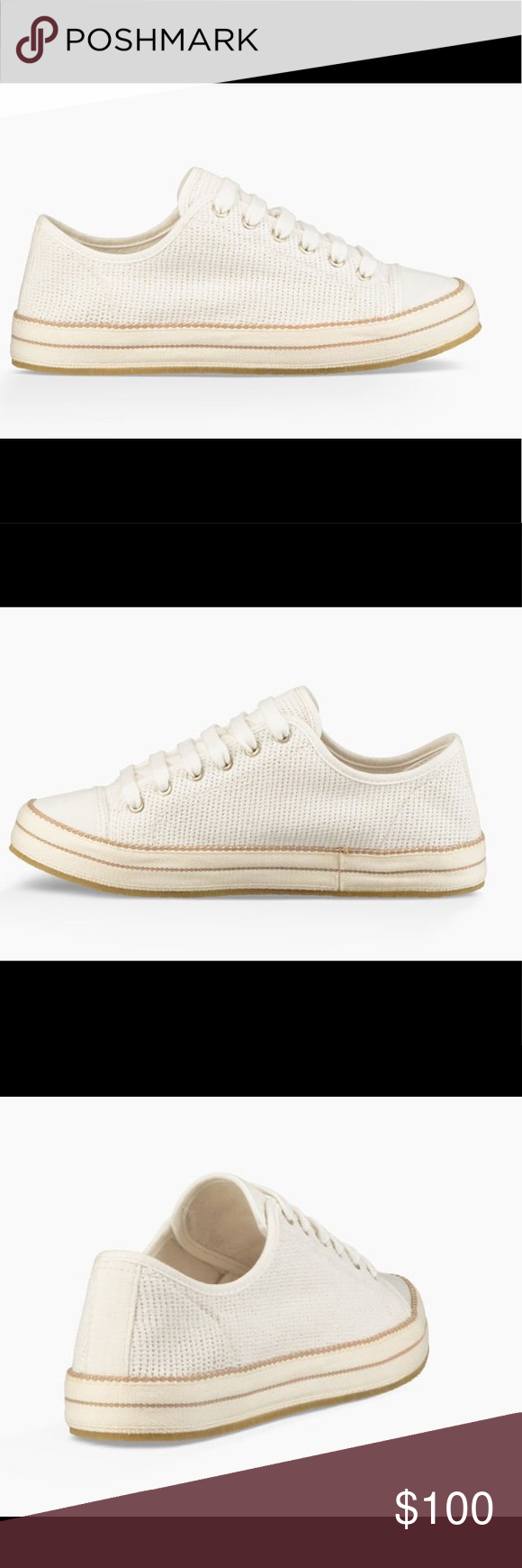 03865143bee UGG♥️NEW♥️Claudi Sneaker natural UGG NEW Claudi sneaker natural ...