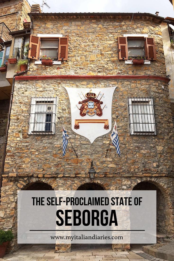 Seborga: The Self-proclaimed State In Italy