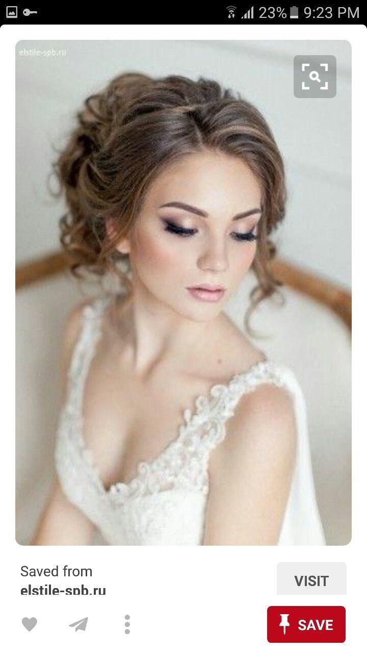 Con el cabello y el maquillaje de tu boda, te ves hermosa en tu día especial – Suzy's Fashion
