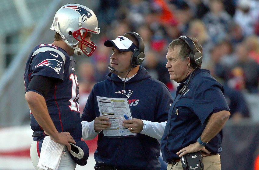 New England Patriots Tom Brady is happy to have Josh