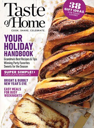 Our Highest Rated Recipe Of All Time Is Not What You Think It Is Taste Of Home In 2020 Recipes Cooking Recipes Cooking