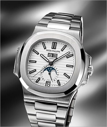 Patek Philippe Nautilus Annual Calendar 5127 in WHITE?! One of nicest  watches out of