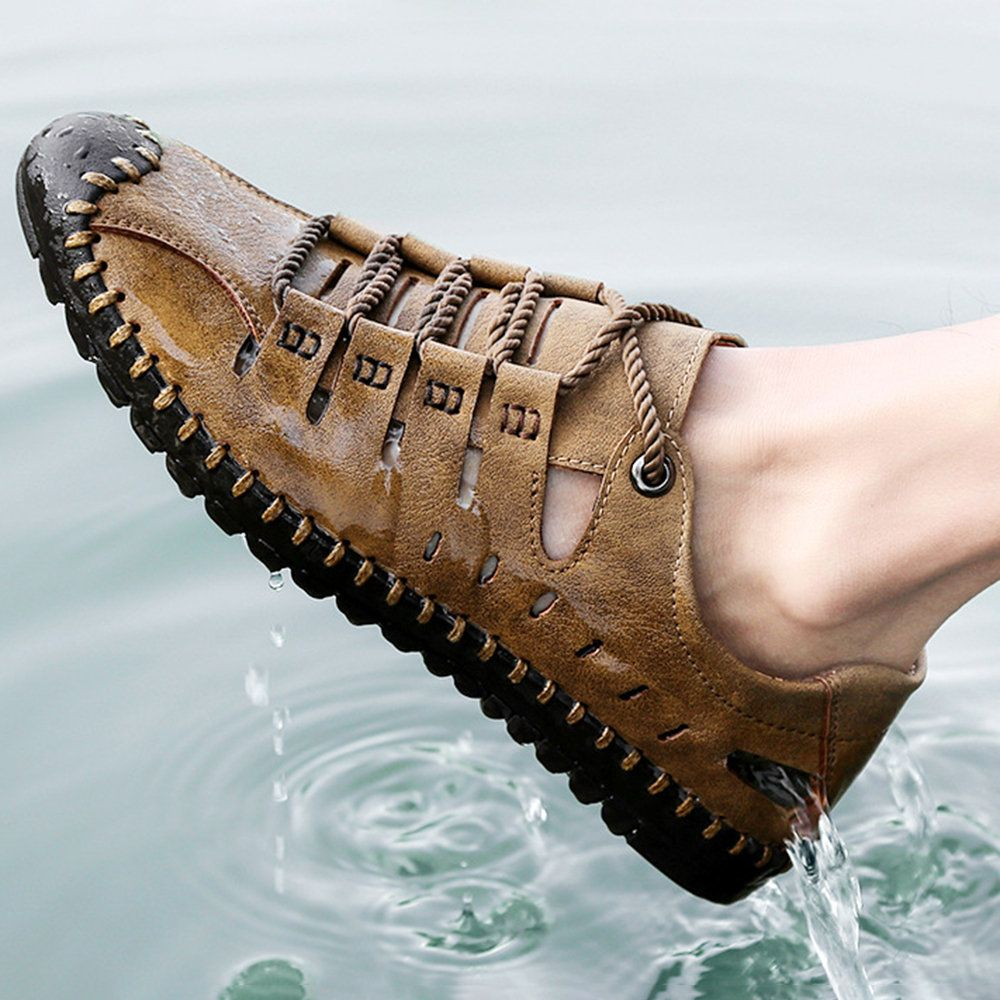 Freizeitschuhe Online NewChic Mobile | Zapatos de cuero